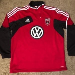 Adidas D.C. United Warm Up